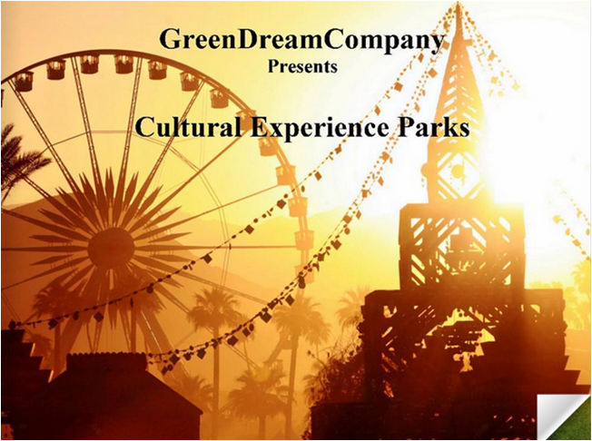 Cultural Experience Parks