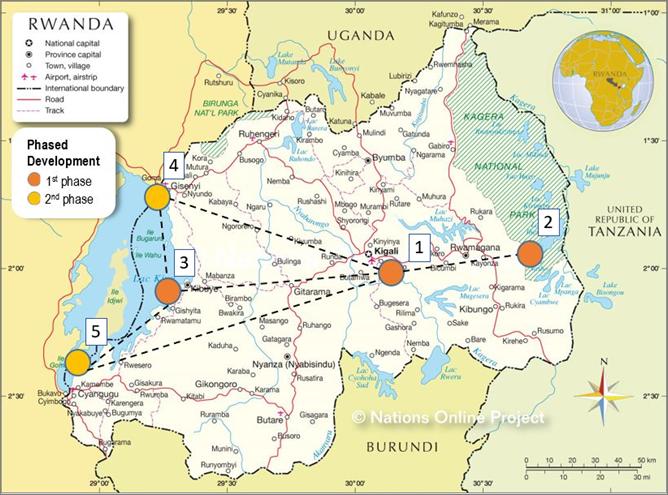 Rwanda-SHT-Tourism-Infrastructure
