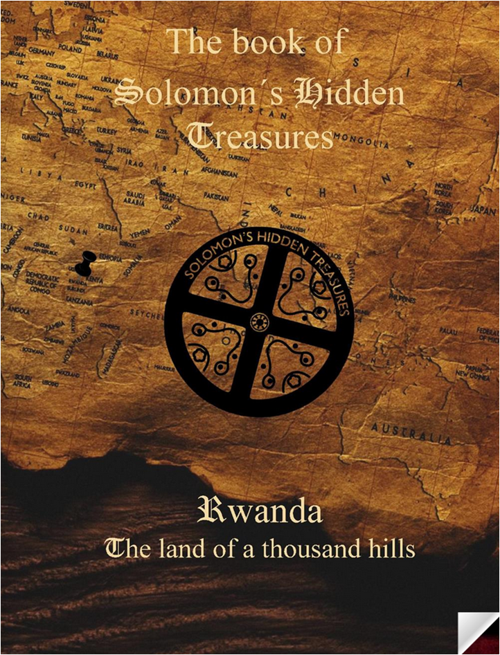 The Book of Solomon's Hidden Treasures - Rwanda