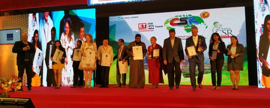 NGO award nominees